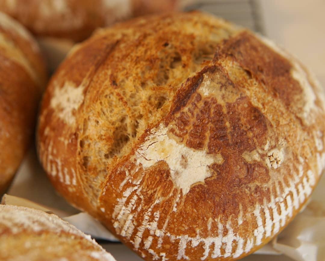 【ついでのパン作り】